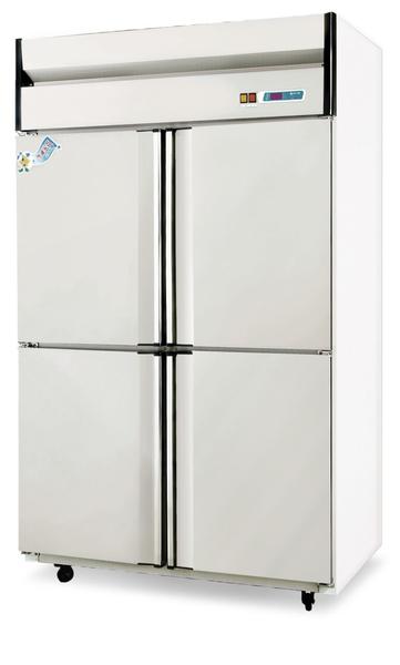 四門式 不銹鋼型冷藏櫃【風冷無霜冰櫃】型號:TC-430