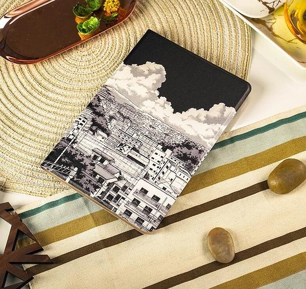 風景 新款 ipad Air3 保護套 mini5 休眠皮殼 mini5 平板保護套 蘋果 個性超薄防摔平板套