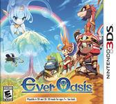 3DS 永恆綠洲(美版代購)