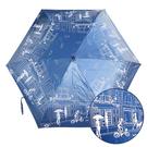 《真心良品》2101三折色膠街景自動傘