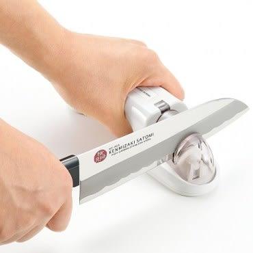 日本製造Shimomura(檢見崎聰美)陶瓷磨刀器
