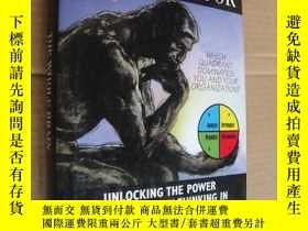 二手書博民逛書店The罕見whole brain business book:u