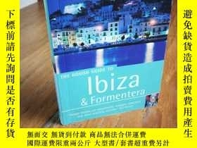二手書博民逛書店The罕見Rough Guide Ibiza and Forme