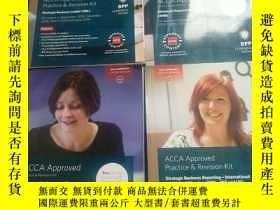 二手書博民逛書店ACCA罕見Approved Practice Revision