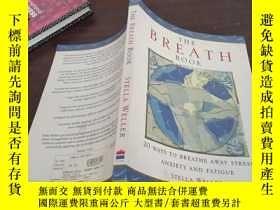 二手書博民逛書店THE罕見BREATH BOOKY12880 STELLA WELLER THORSONS 出版1999