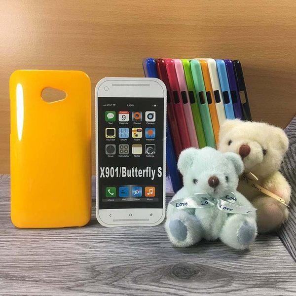 ◎大都會保護殼 HTC Butterfly S 901e x920s 蝴蝶機S 保護殼 TPU 軟殼 閃粉 矽膠殼 手機殼 背蓋