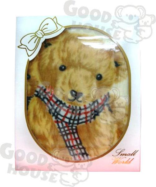 ★優兒房☆ 泰迪熊毛毯