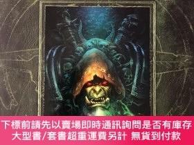 全新書博民逛書店Worldof Warcraft Chronicle Volume 2 魔獸世界編年史2 第二卷 英文原版Y2