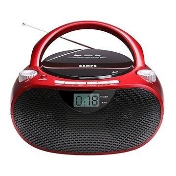 聲寶手提CD/MP3音響 AK-W1601L