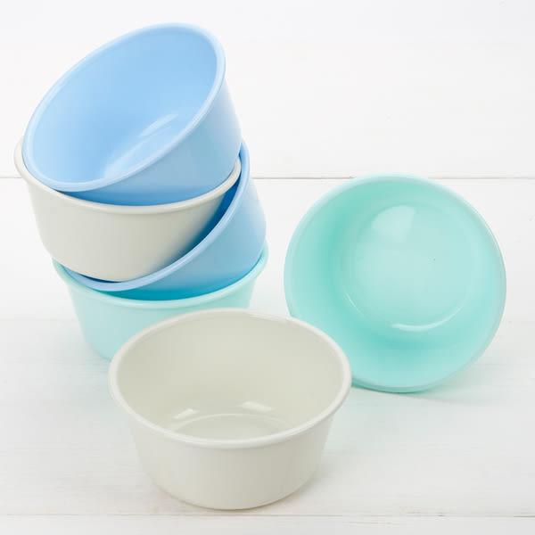 環保微波餐碗-6入/M002-6/HIKARI日光生活