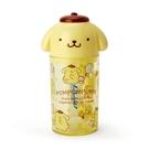 【震撼精品百貨】Pom Pom Purin_布丁狗~Sanrio ~三麗鷗 ~ 造型外出旅行盥洗組-黃*17371