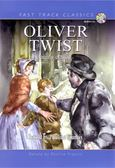 (二手書)FTC:Oliver Twist (Colorful Ed)(with CD)