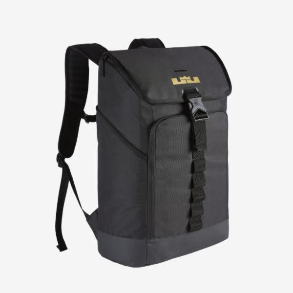 NIKE LEBRON MAX AIR AMBASSADOR 大容量 黑色 運動背包 休閒包 後背包 BA5447-011