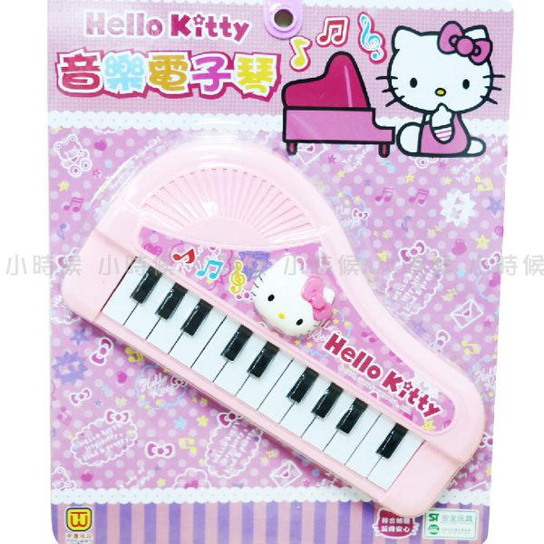 ☆小時候創意屋☆ 三麗鷗 正版授權 HELLO KITTY 歡樂 電子琴 扮家家酒 抓周 道具 教育 兒童 玩具