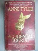 【書寶二手書T9/原文小說_IPY】The Accidental Tourist_Anne Tyler