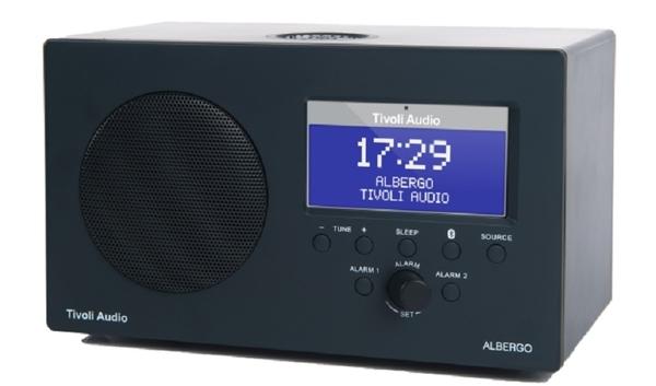 【英大公司貨】Tivoli Audio Albergo 藍芽 藍牙 桌上型 AM/FM 收音機 喇叭