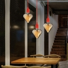 懷舊風LED鎢絲心型燈泡 訂製心款.五角星星特殊造型 4W愛迪生E27美式鄉村LOFT餐廳咖啡廳酒吧居家