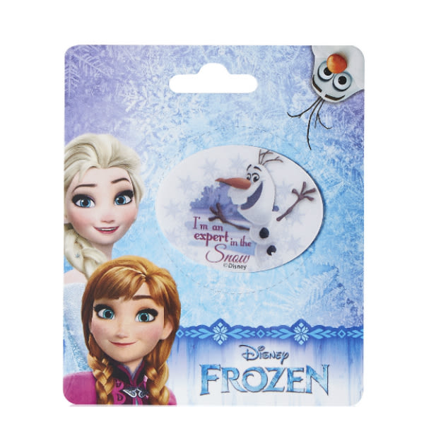 【wow pad】Frozen冰雪奇緣防滑貼(奔跑雪寶 1入)