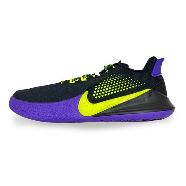 MAMBA FURY EP 曼巴KOBE 柯比科比子系列籃球鞋黑紫黃男鞋-CK2088003 【FEEL 9S】