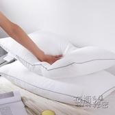 唐獅枕頭枕芯一對酒店家用睡覺護枕男女單人雙人學生宿舍整頭 雙十二全館免運