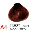 【燙後染髮】奇靈鳥 二代染髮劑 A4-月亮紅色 [73844]