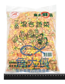 1I4A【魚大俠】AR035冷凍三色豆混合蔬菜(1kg/包)#三色豆