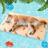 寵物涼墊狗狗貓咪睡墊狗狗墊子貓墊子涼席耐用可水洗【千尋之旅】