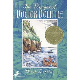 【紐伯瑞金牌獎】THE VOYAGES OF DOCTOR DOLITTLE (德利特醫生)
