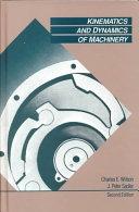 二手書博民逛書店 《Kinematics and Dynamics of Machinery》 R2Y ISBN:0060444746│Prentice Hall