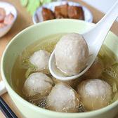 淡水名產[甜間小巷]幸福貢丸家庭包(五入) (1斤/包)