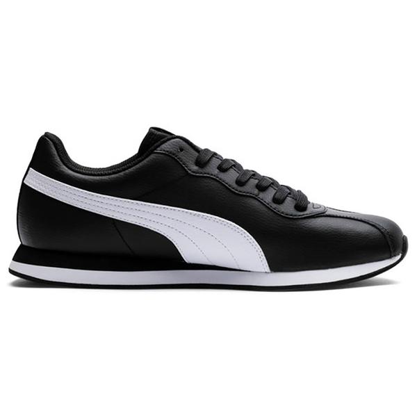 【現貨】PUMA Turin II 男鞋 女鞋 休閒 慢跑 皮革 情侶款 黑【運動世界】36696201