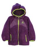 Rugged Bear 外套 紫色 款連帽雙面穿外套3T Final sale