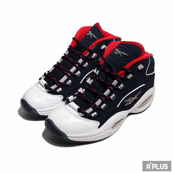 REEBOK 男 籃球鞋 QUESTION MID 美國隊 配色 艾佛森-H01281