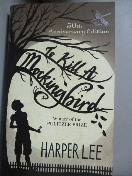 【書寶二手書T1/原文小說_GFG】To Kill a Mockingbird_Harper Lee