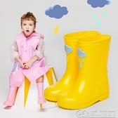 快速出貨 寶寶雨靴時尚男童四季防水膠鞋女童可愛水鞋防滑兒童雨鞋 【中秋鉅惠】
