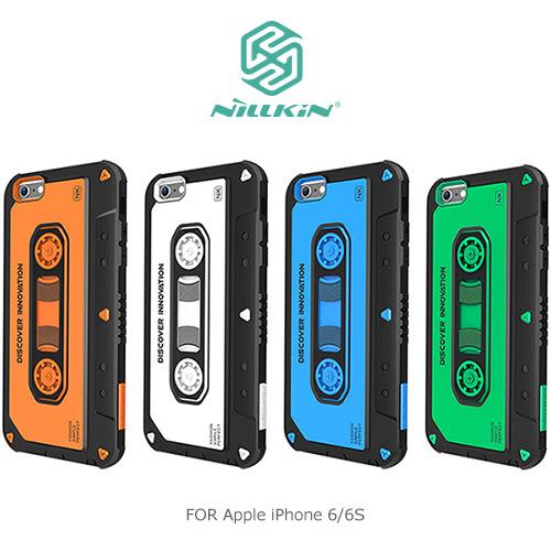 摩比小兔~ NILLKIN Apple iPhone 6 / 6S / 6 Plus / 6S Plus 音代保護套 保護套 TPU