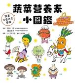 蔬菜營養素小圖鑑:防疫守門員!蔬菜守護全民健康!
