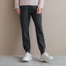 【GIORDANO】男裝G-MOTION街頭運動風束口褲 - 41 雪花深碳綠