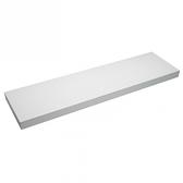 特力屋超厚棚板附托架-白色W90