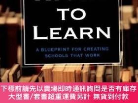 二手書博民逛書店The罕見Right to Learn: A Blueprint for Creating Schools tha