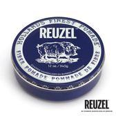 REUZEL Fiber Pomade 深藍豬強力纖維級水性髮泥 340g