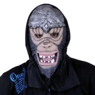 帶布猩猩面具97g