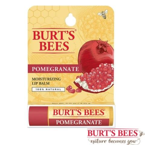 Burt's Bees 石榴保溼滋潤護唇膏4.25g【康是美】