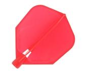 【Harrows】CLIC Shape Red 鏢翼 DARTS