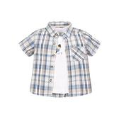 mothercare 沙灘男孩短襯衫+短T-海灘派對(M0LH339)12M~5A