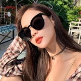 太陽眼鏡明星款墨鏡女2019新款GM港味韓版潮街拍圓臉防紫外線