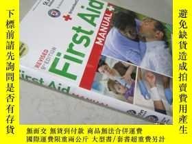 二手書博民逛書店First罕見Aid Manual【大32開軟精裝 英文原版】[急救手冊]Y16472 British Red