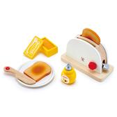 免運費《 德國 HAPE 愛傑卡 》角色扮演廚房系列 - 麵包烘烤組(新版) ╭★ JOYBUS玩具百貨
