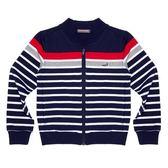 『小鱷魚童裝』棉質條紋外套(02號~08號)339701