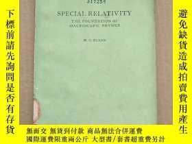 二手書博民逛書店special罕見relativity(P127)Y173412